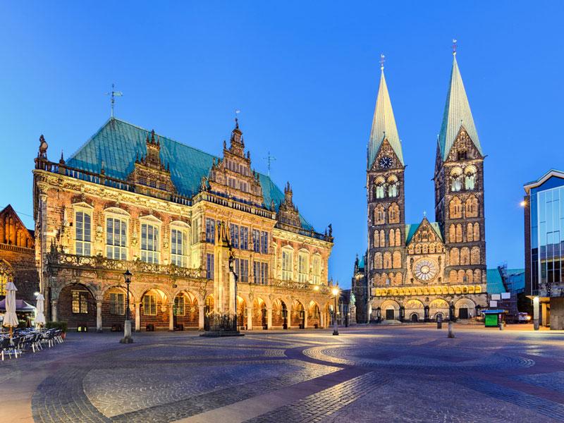 Hansestadt Bremen Altstadt